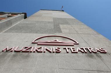 Skelbs Muzikinio teatro architektūrinį projektą