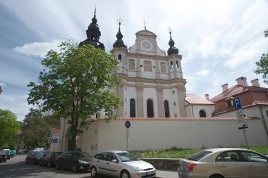 Restauruotoje Šv. Mykolo bažnyčioje įsikūrė muziejus