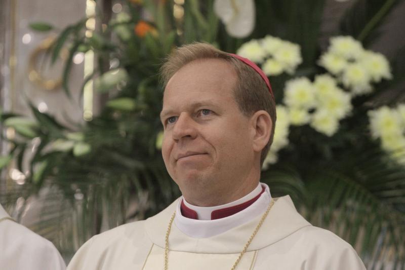 G. Grušas: moterų vaidmuo Bažnyčioje – ypatingas (interviu)