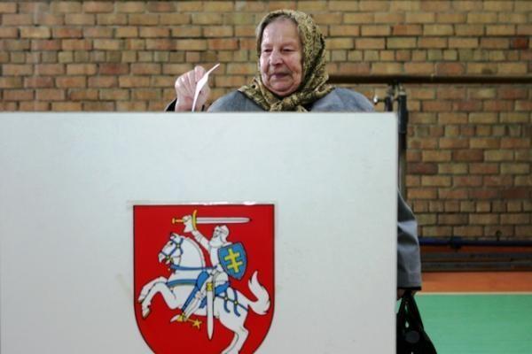 Dauguma apklaustųjų per Seimo rinkimus balsuotų kitaip