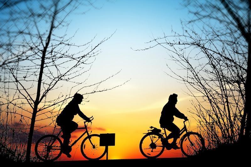 Inžinieriai Nyderlandams siūlo šildomus dviračių takus