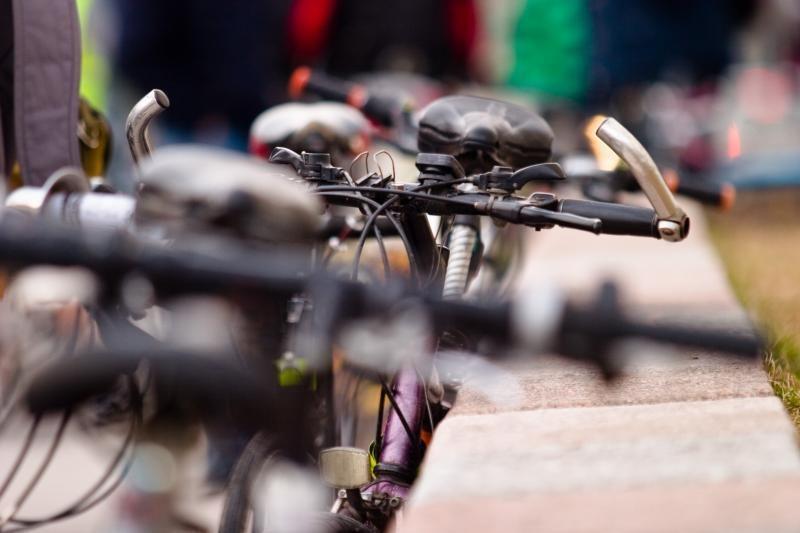 Vogti dviračio – iš Klaipėdos į Palangą