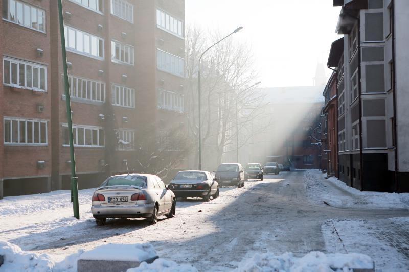 Klaipėdos politikai neatšaukė kiemų apmokestinimo