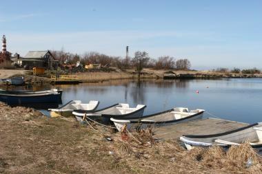 Klaipėdos uostas Šventosios uostu rūpinsis neribotą laiką