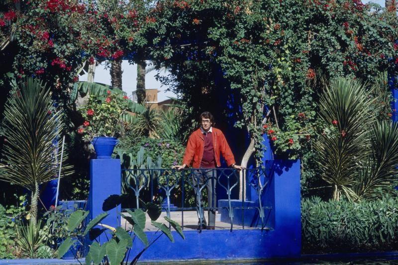"Dokumentinis legendinio Y. Saint Laurent'o portretas  ""Skalvijoje"""