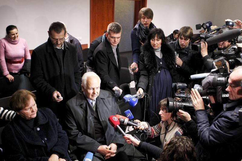 Teismas  reabilitavo A. Ūsą: pedofilijos nebuvo
