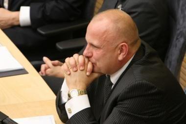 R.Ačo biuro nuoma gali baigtis apkalta Seime (papildyta)