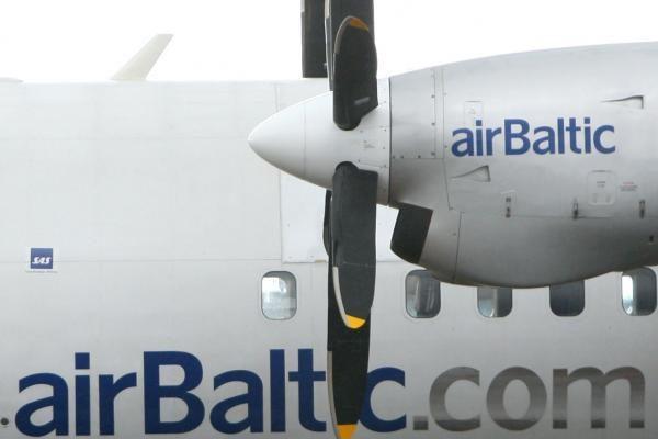 """""""airBaltic"""" sujungs Baltijos šalis ir Kiprą"""
