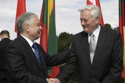 V.Adamkus: Lietuva, Baltarusija ir Lenkija slapta keitėsi agentais