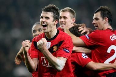 "Anglijos futbolo grandų dvikovoje - ""Manchester United"" pergalė"