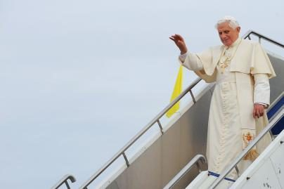 Popiežius atskrido į Sidnėjų