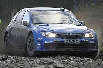 """WRC čempionatas - ir be """"Subaru"""