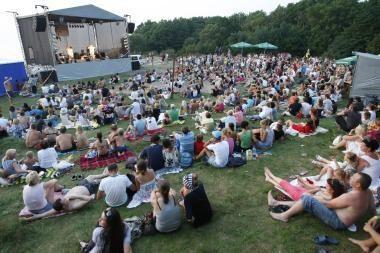 """""""Karklė 2011"""" – vienintelis festivalis Lietuvoje ant jūros kranto"""