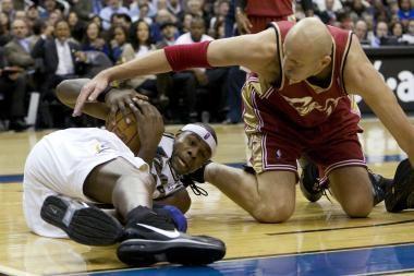 """Cavaliers"" pergalių serija nutrūko Vašingtone"