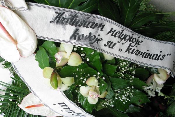 Kas paneigs smurtinę Drąsiaus Kedžio mirtį? (papildyta)