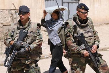 Antskrydis pražudė 9 afganų karius