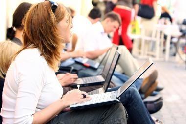 LSAS: aukštosios mokyklos turi nusistatyti minimalius stojamuosius balus
