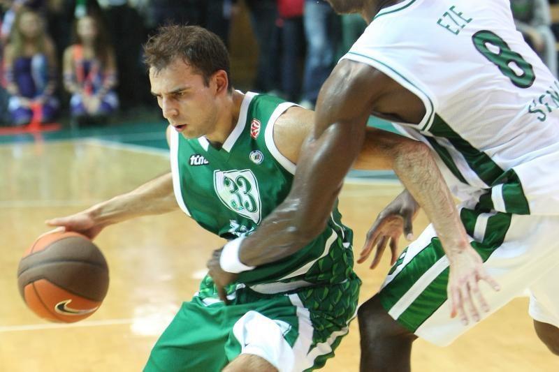 Profesionalioje krepšinio lygoje Rolando Alijevo klubas liko aštuntas