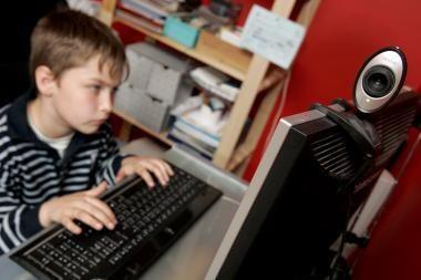 Italija siekia apriboti vaizdo medžiagą internete