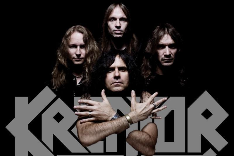 """Europos thrash metalo pionieriai """"Kreator"""" jau šį trečiadienį"""