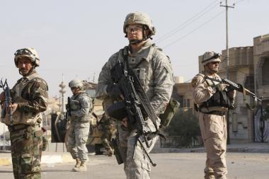 JAV kariai liks Irake iki 2011 m. pabaigos