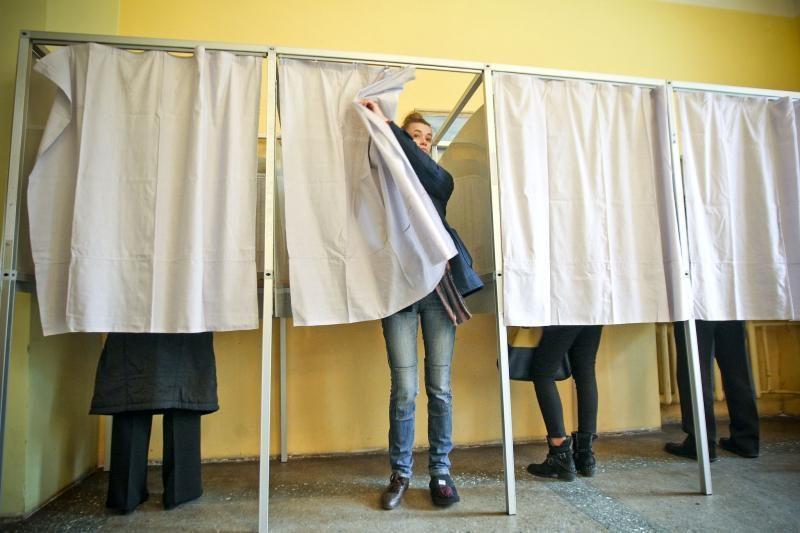 Per savaitę gauti 272 pranešimai apie galimus rinkimų pažeidimus