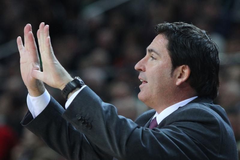 X.Pascualis - Ispanijos metų krepšinio treneris