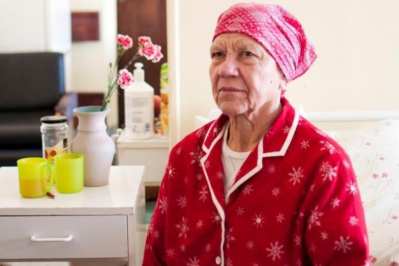 Seimo narys N.Puteikis išpliekė policiją dėl komos ištiktos močiutės