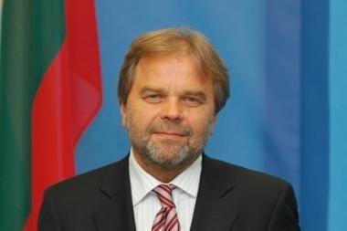 Š.Adomavičius skiriamas ESBO misijos Juodkalnijoje vadovu