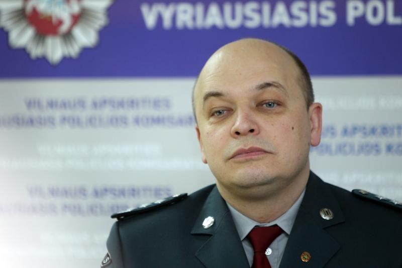 Vilniaus policija žada stebėti nesankcionuotus renginius Kovo 11-ąją