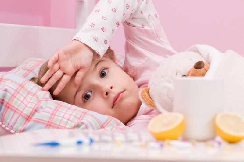 Gripo epidemija kai kurių uostamiesčio darželių beveik nepalietė