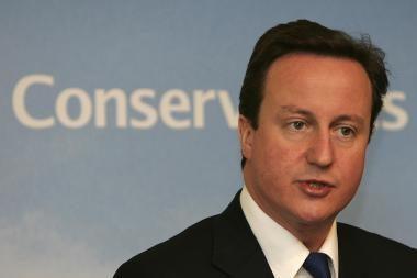 Cameronas: Iranas turi branduolinį ginklą