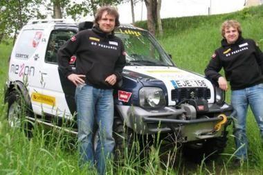 Lietuviai dar kartą sieks pergalių Ladogos bekelės maratone