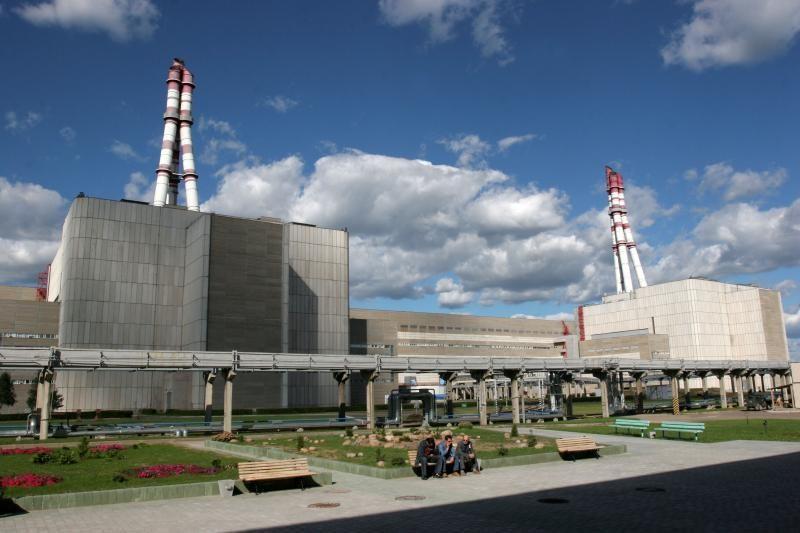 Ignalinos atominėje elektrinėje nebedirbs K. Frankas