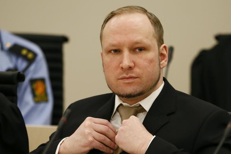 Liudininkas apie A.B.Breiviką: su policininko uniforma tu turi valdžią