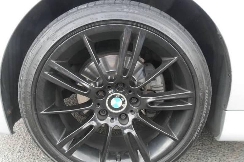 """Klaipėdoje pavogtas apynaujis """"BMW 525"""""""