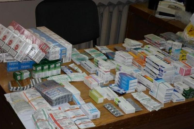 Klaipėdos turguose- kontrabandinės cigaretės ir vaistai
