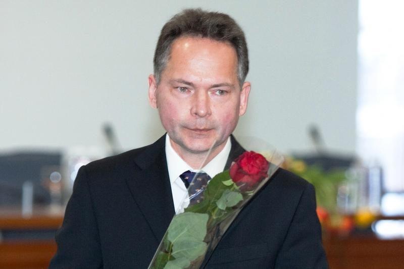 S.Novikovo nužudymą tiriančius pareigūnus papiktino V.Uspaskicho žodžiai