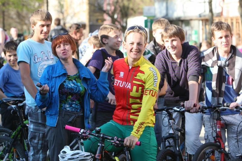 S.Krupeckaitė išvažiuoja į Europos čempionatą