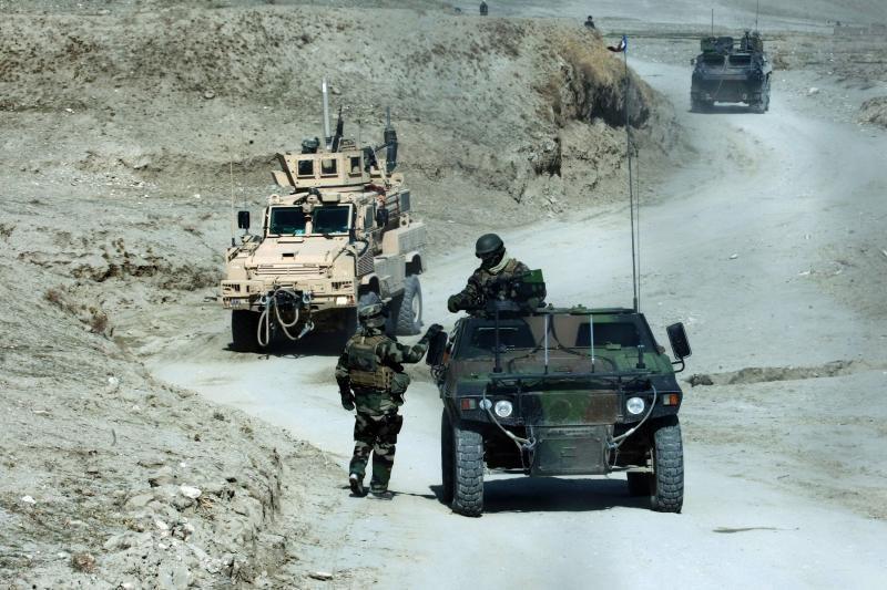 Afganistane antradienį žuvę trys NATO kariai buvo britai