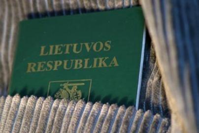 Kauno oro uoste - suklastotas pasas