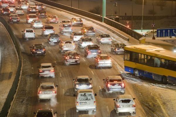 Švenčių dienomis sostinės viešasis transportas važiuos pagal sekmadienio grafikus
