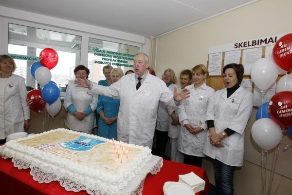 Klaipėdos gydymo įstaigų skyrybos pasiteisino