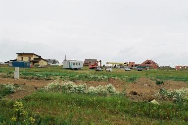 Klaipėdos r. nelegaliai pastatyti namai