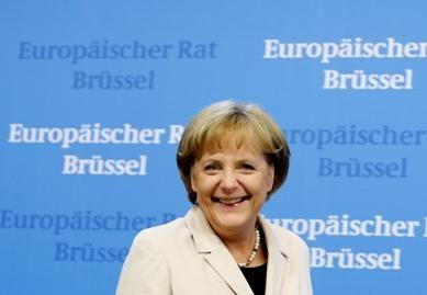 Lietuvoje viešės Vokietijos kanclerė