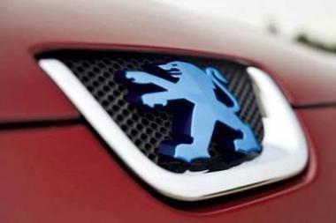 "Iš ""Peugeot"" padarys vandenilinį hibridą"