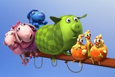 Klaipėdiečių vaikams festivalis rodys animacinius filmus (programa)