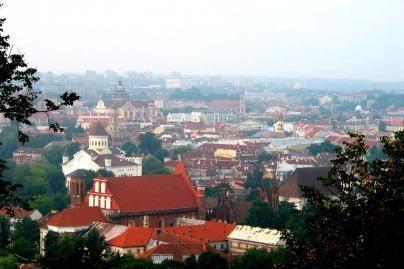 Trečdalis į Lietuvą atvykstančių užsieniečių gyvena Vilniuje