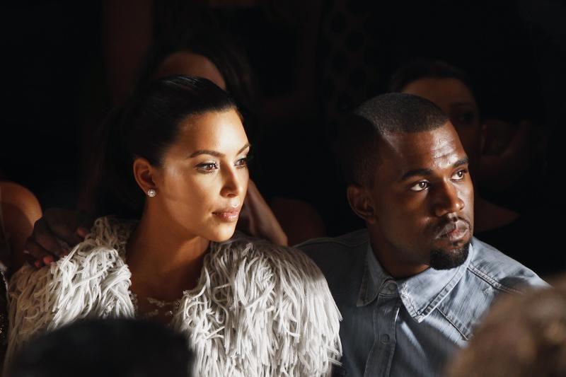 K. Kardashian ir K. Westas dalyvavo erotinėje fotosesijoje (foto)