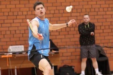 Europos čempionato aštuntfinalį pasiekęs K.Navickas nežada sustoti